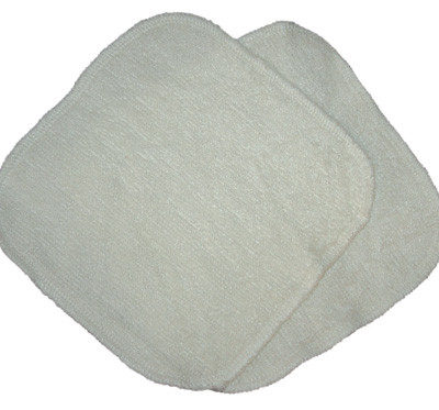 Plush Bamboo Wipes, 6-Pack