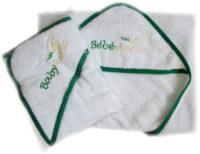 BabyAuric Hooded Towel
