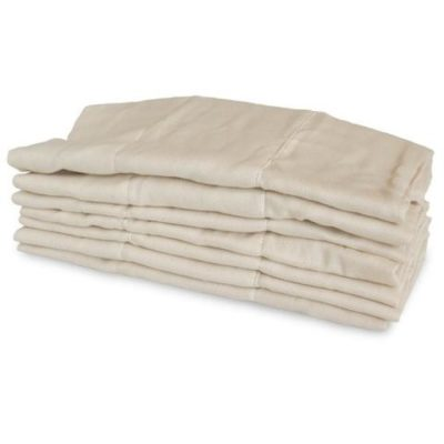 Pre-washed Organic Cotton Prefolds